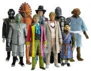 Doctor Who Classic Action Figures Series Wave 1